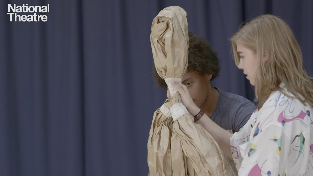 Gyre & Gimble Masterclass: Bringing a Puppet to Life