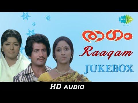 Raagam Audio Jukebox | Malayalam Original HD Songs | Mohan, Sharada, Lakshmi