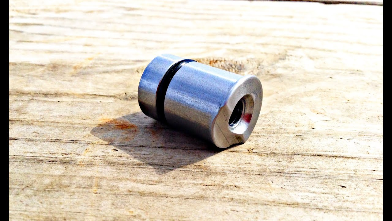 410 to 209 Primer Muzzle Loading Adapter