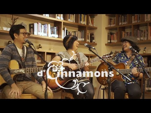 D'Cinnamons - Berlayar Lagi (LIVE from Nimna Book Cafe) | POJOK MUSIK