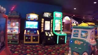 Disney's Pop Century Fast Forward Arcade Walt Disney World Resort