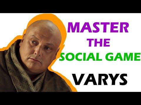 Varys Game of Thrones | Charisma Breakdown