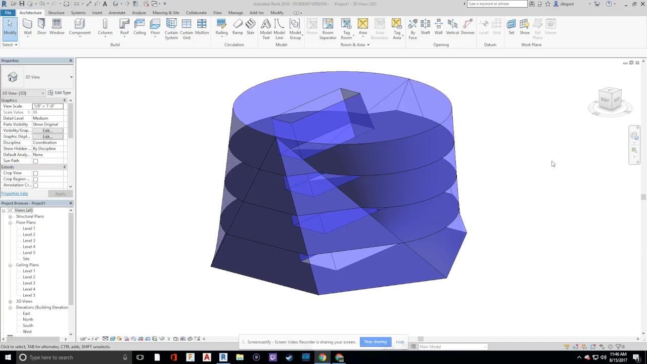 Roof Void Revit Amp Sc 1 St Autodesk Forums