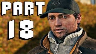 Let's Play Watch Dogs - Part 18 (helicopter Chase / Missing Persons Serial Killer) Gameplay