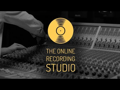 Welcome to The Online Recording Studio
