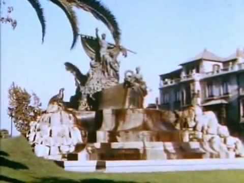 Documental Chile 1937 Santiago