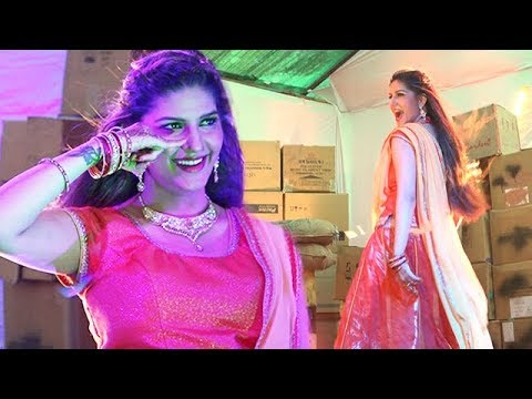 2018 Sapna Chaudhary New HOT Song Shooting Video - Bairi Kangna 2