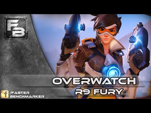 # 458 [game] - Overwatch - Performance | R9 Fury | Crossfire