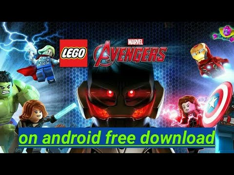 Lego MARVEL Superheroes Android Game Free Download
