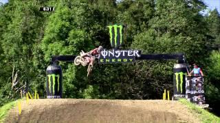 Pauls Jonass crash MXGP of Sweden - 2015