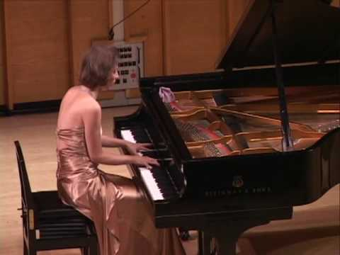 Bortkiewicz Piano Sonata No. 2 - 4th Movement