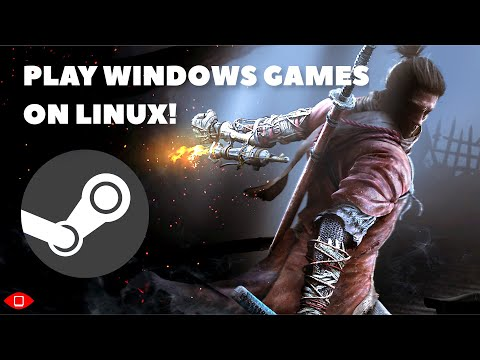 How To Play Windows Games On Linux In 2020 (AAA Gaming On Any Linux Distro, Finally!)