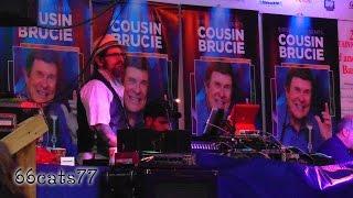 COUSIN BRUCIE SHOW WITH VINNIE MEDUGNO & CHARLIE POVEROMO
