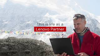 This Is Now. This Is Great Timing. Join the Lenovo Partner Program today.