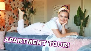My Two Bedroom LA Apartment Tour!