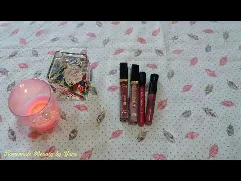 How to Make Any Lipstic Matte | كيف...