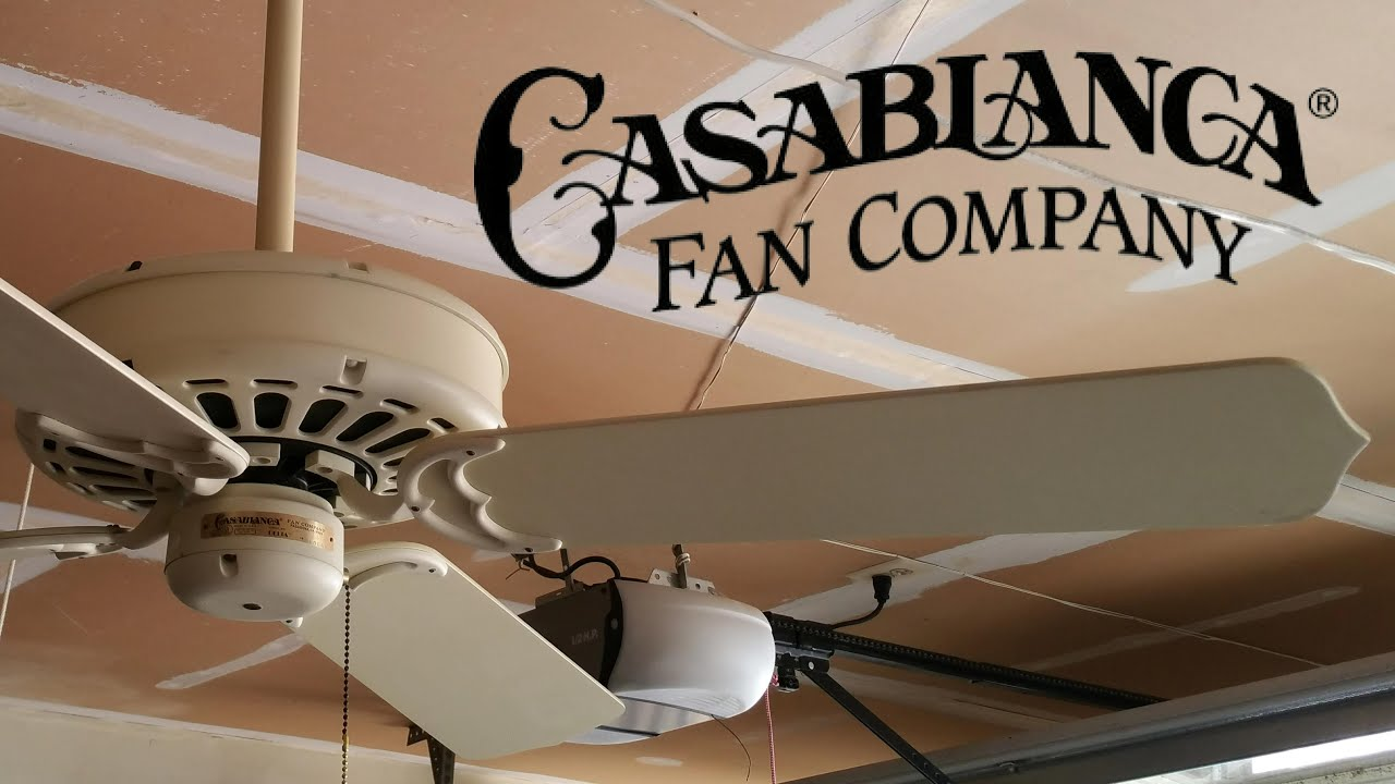 Casablanca Delta Ceiling Fan YouTube - Casablanca delta ceiling fan