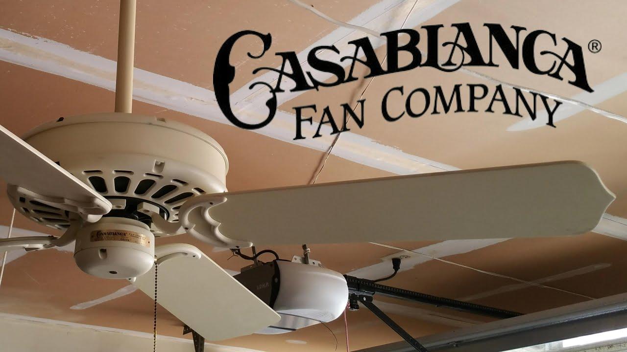 Casablanca Delta Ceiling Fan