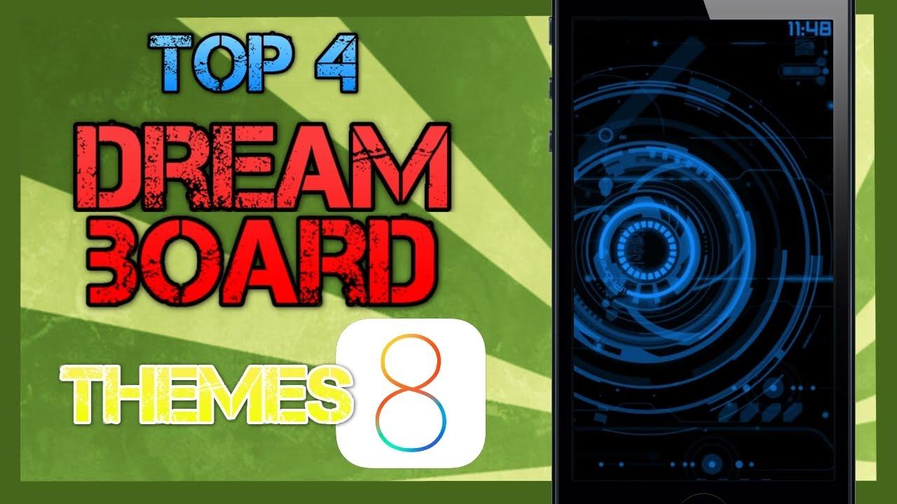 i temi dreamboard