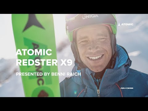 REDSTER X9 PRESENTED BY BENNIE RAICH
