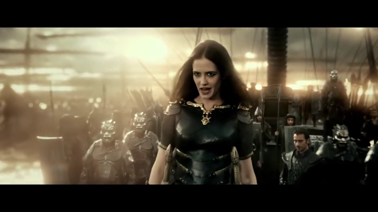 Download 300 Rise Of An Empire - Final Battle Part 1 2014 - Movie Clip HD