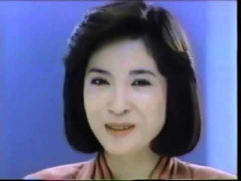1984年CM 中田喜子  NECパソコン