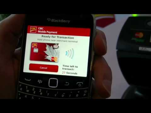 CIBC & Rogers Launch A Mobile Payment App For Visa And Mastercard