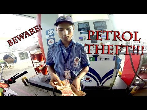 CHEATING AT PETROL PUMP | HOW TO GET SAVED