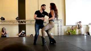 Daniel y Desirèe [Sexy Bachata] @ Bachata Day 2014