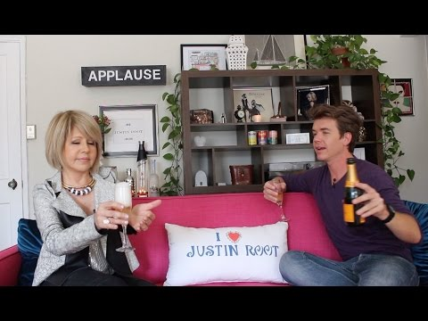 """The Justin Root Show""- Pia Zadora Interview"