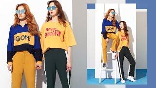 GOM by Chi Pu - Never Ending Fun! | Chi Pu ra mắt thương hiệu thời trang mới