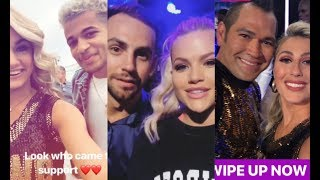 Video DWTS Athletes: Instastories- Premiere Day download MP3, 3GP, MP4, WEBM, AVI, FLV Juli 2018