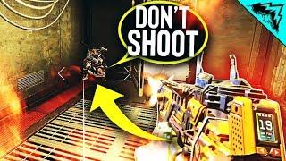 BULLYING SQUADS IN APEX LEGENDS SEASON 2!!