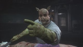 Batman Arkham Knight Professor Pyg Boss Fight The Perfect Crime Ending