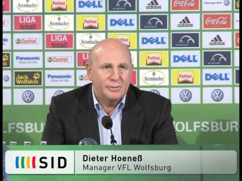 Wolfsburg: McClaren setzt auf Dzeko, Grafite und Friedrich