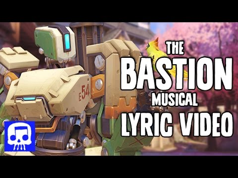 THE BASTION SONG LYRIC VIDEO - A Musical by JT Music