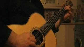 Tennessee Rag learned from you tube on my Martin OM-28V guitar