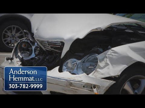 Denver Accident Attorney Chad Hemmat Talks About Total Loss Car Damage