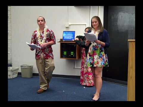 American Business Culture & Ethics: Hawaii (BU 510), Part 1 of 2