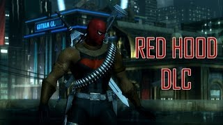 Red Hood - Jason Todd Custom DLC Skin Mod for Injustice: Gods Among Us