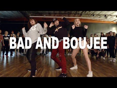 """BAD AND BOUJEE"" - Migos Dance | @MattSteffanina Choreography"