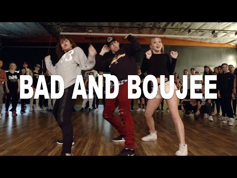 BAD AND BOUJEE - Migos Dance | @MattSteffanina Choreography