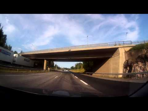 Ring 3 of Helsinki - Part 1 (west)
