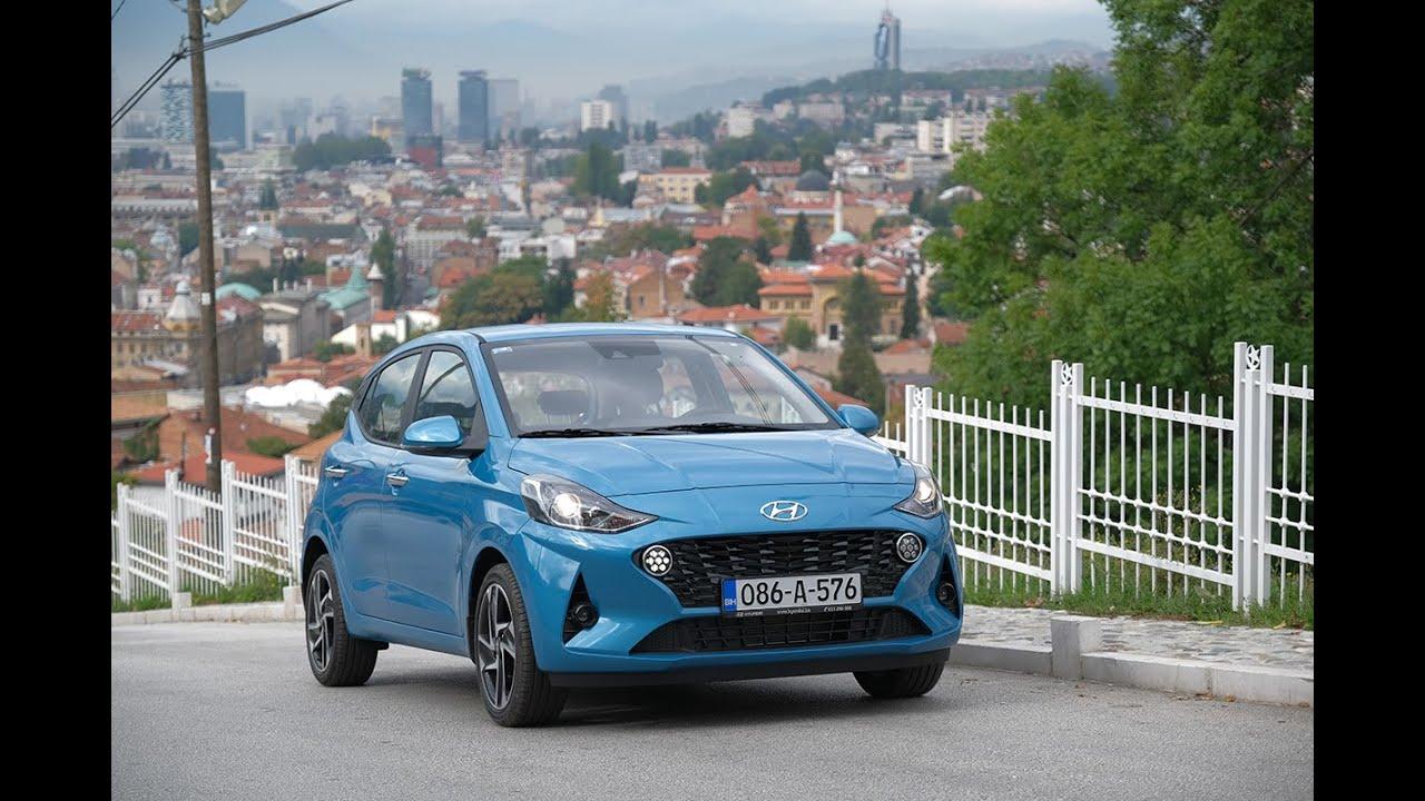 Novi Hyundai i10 1.2 MPI 5 MT