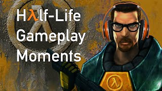 Half-Life 1 - Gameplay Moments
