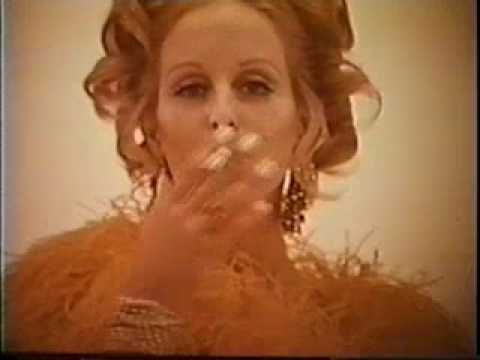 Virginia Slims Cigarette Commercials