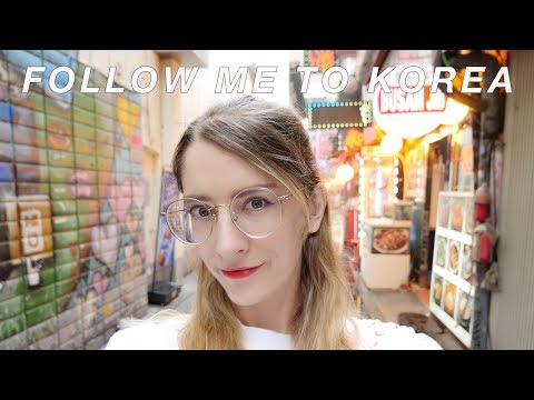 follow me to korea