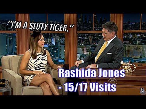 "Rashida Jones - One Of Craig's Better Friends - 15/17 Visits [THANKS FOR ""1 MILLION?!"" VIEWS!]"