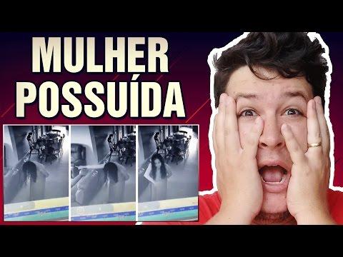 """Samara do Filme """"Chamado""""? Câmera Grava Mulher """"Possuída"""" em Cingapura (#129 Minuto A.)"""