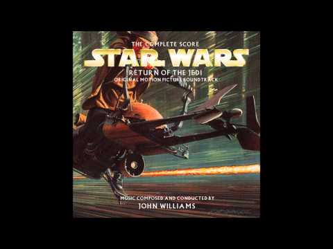Star Wars VI (The Complete Score) - Jedi Rocks